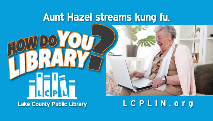 nwi lake county public libary billboard
