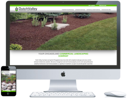 nwi website design dutch valley inc cms responsive