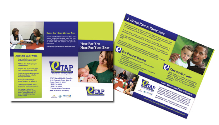 nwi brochure and print etap brochure