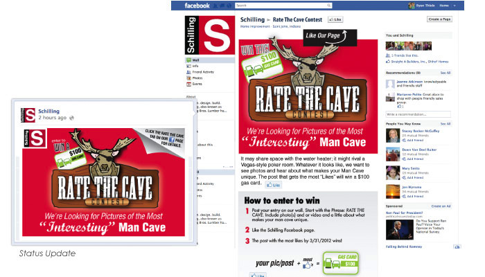 nwi digital marketing rave the cave facebook